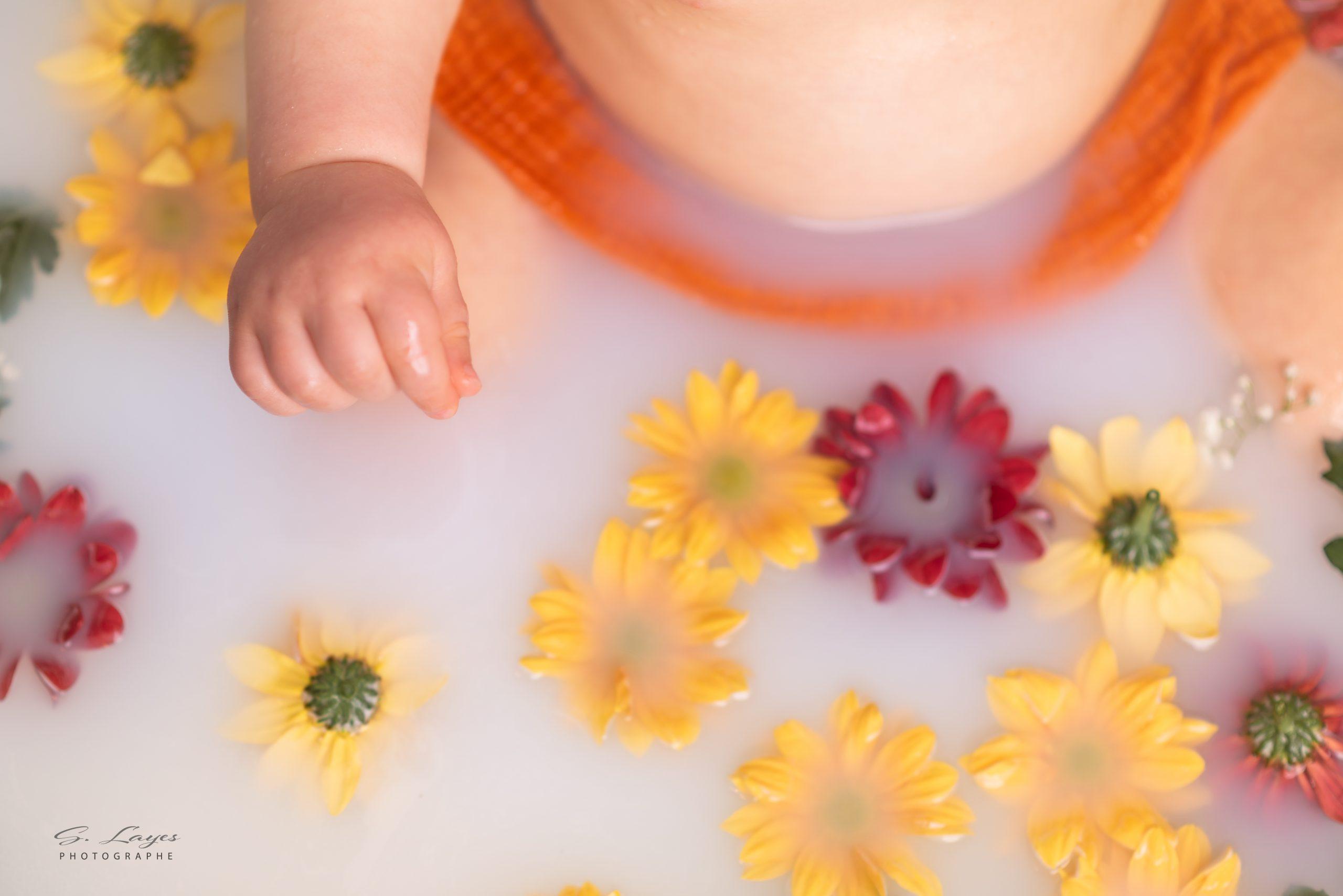 Bain de lait stephanie layes photographe