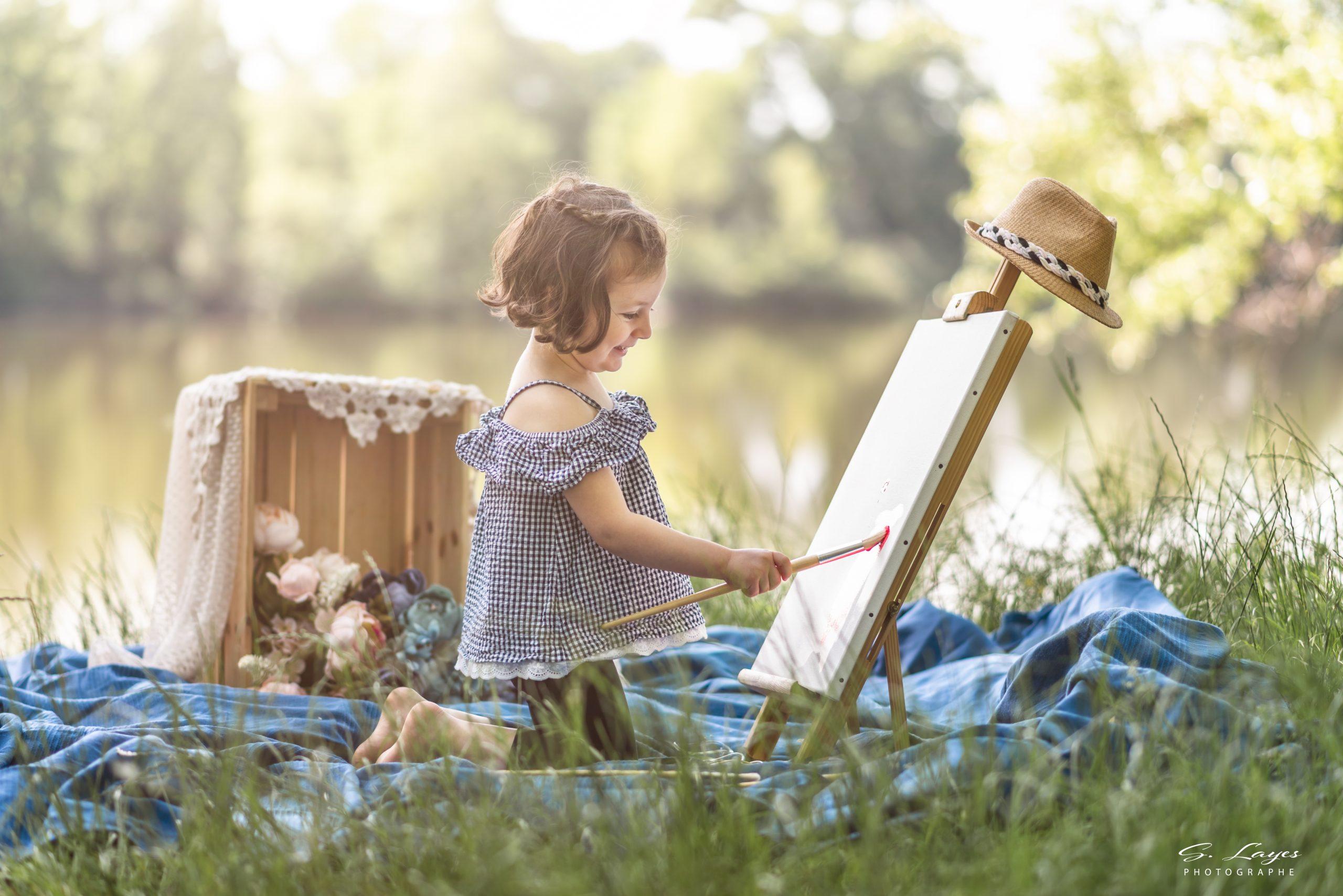 Petit artiste stephanie layes photographe